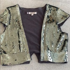 Jennifer Lopez sequin size medium